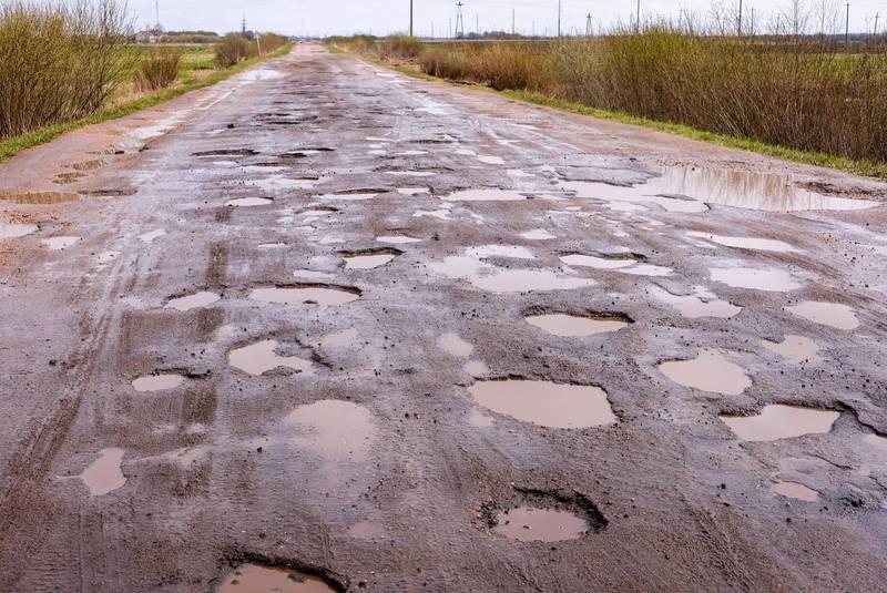 Perseverance Amongst the Potholes